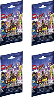 LEGO Minifigures - The Movie 2 The Second Part - Random Bag of 4 (71023)