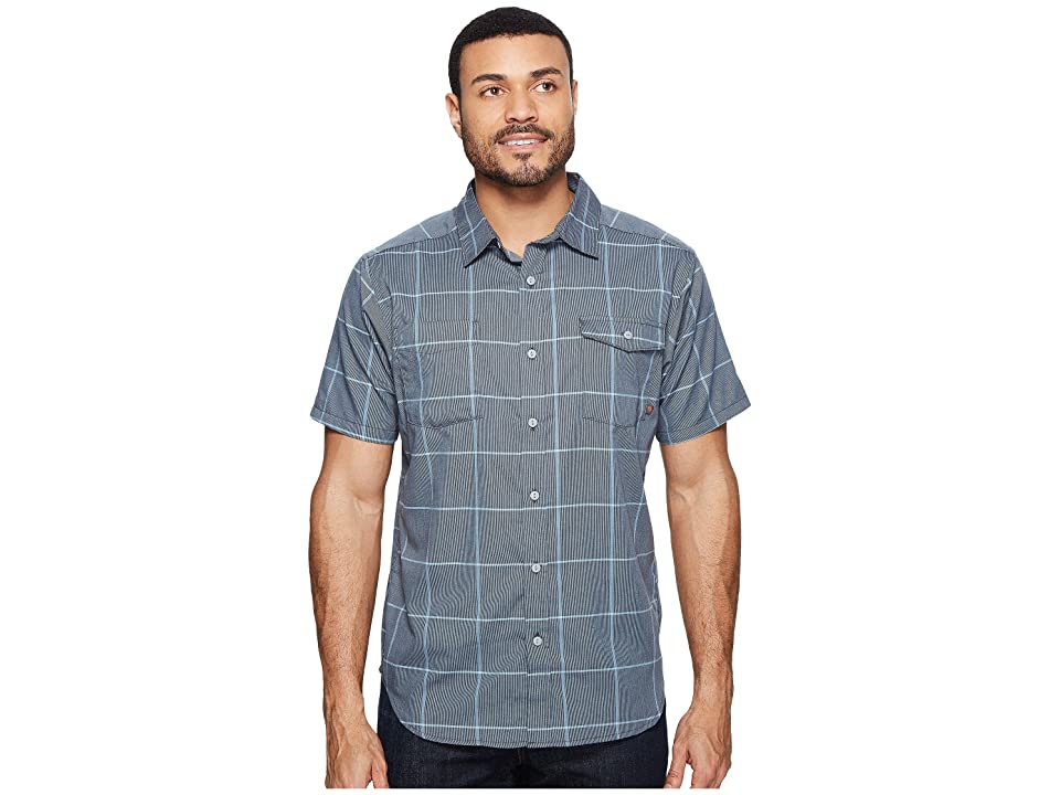 Mountain Hardwear Landis Short Sleeve Shirt (Shark) Men