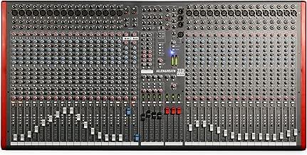 Allen & Heath ZED-436 32 Mic/Line, 4 Bus Live Sound Mixer with USB Interface