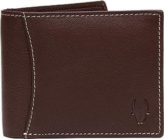 WildHorn Wildhorn India Brown Men's Wallet (WH1255 BROWN NAPPA)