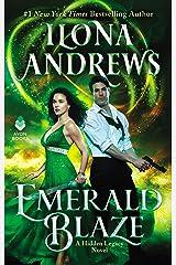 Emerald Blaze: A Hidden Legacy Novel Kindle Edition