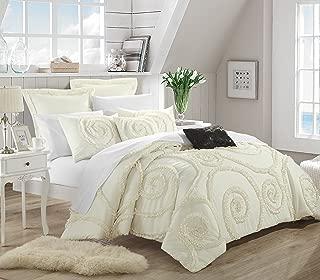 Best lush decor ravello pintuck comforter set Reviews
