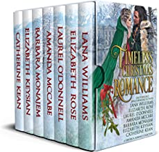 Timeless Christmas Romance: Historical Romance Holiday Collection