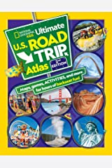 National Geographic Kids Ultimate U.S. Road Trip Atlas, 2nd Edition Paperback