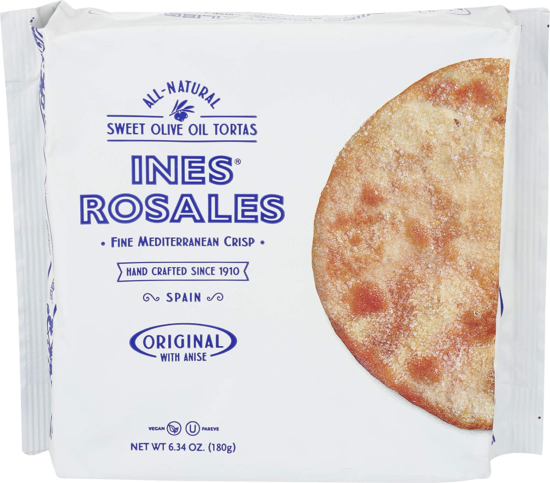 5 popular Ines Rosales mart Sweet Olive Tortas 6.34 Ounce Oil