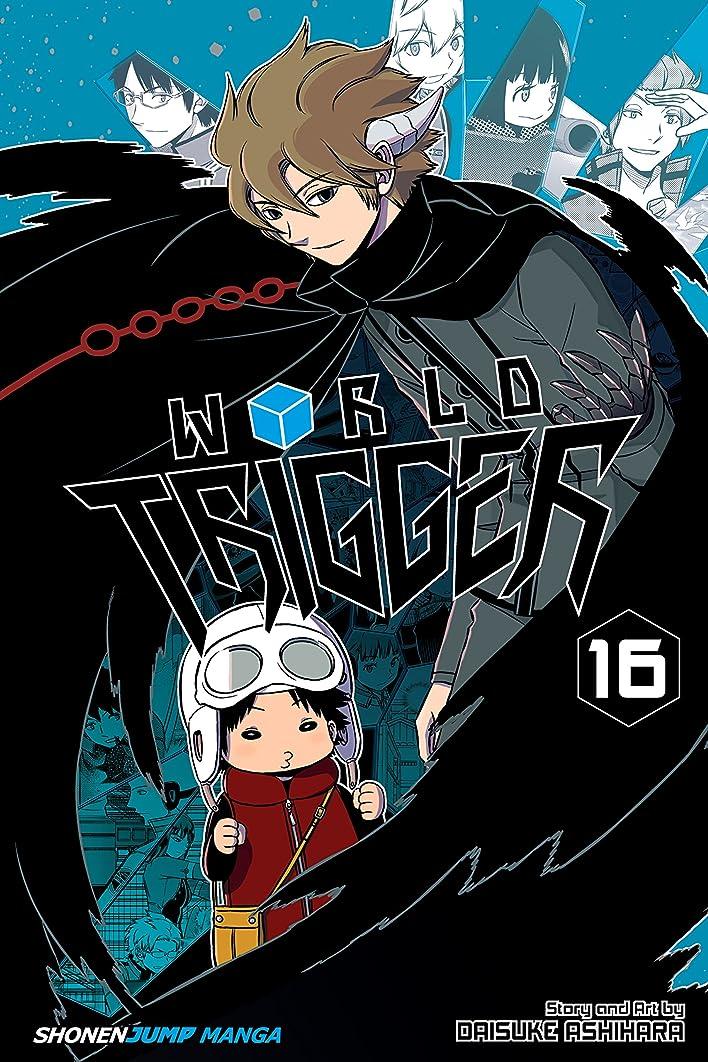 盆地メトロポリタン税金World Trigger, Vol. 16 (English Edition)