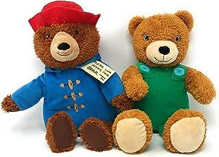 Corduroy and Paddington 14 Plush Bear bundle