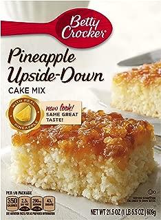 Betty Crocker Cake Mix Pineapple Upside-Down 21.5 oz Box