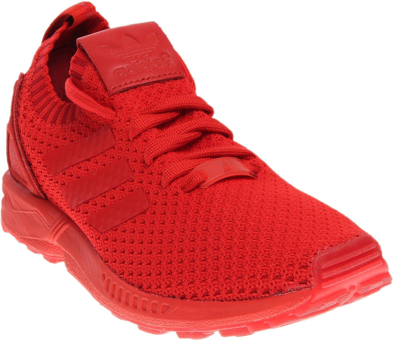 Adidas ZX Flux Primeknit Men's Trainer Red S76497