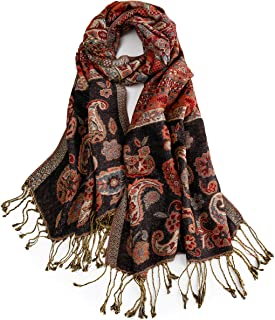Best square scarf with fringe Reviews