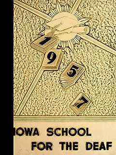 (Reprint) 1957 Yearbook: Iowa School for the Deaf, Johnston, Iowa