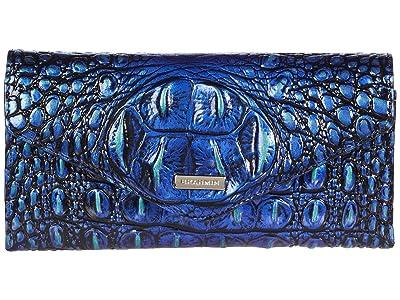 Brahmin Melbourne Veronica Wallet (Mirage) Handbags