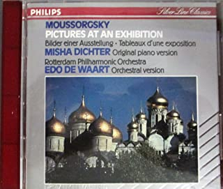 Moussorgsky: Pictures at an Exhibition Ravel Orchestration and Original Piano versions