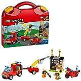 レゴ(LEGO)ジュニア シティ消防隊セット 10740