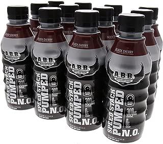 ABB Performance SPEED STACK PUMPED N.O. - Black Cherry 12 bottles