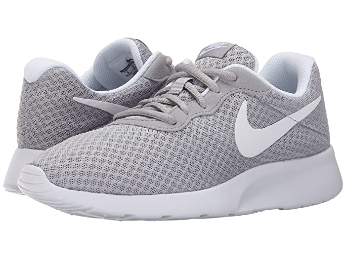Nike Tanjun (Wolf Grey/White) Women's Running Shoes