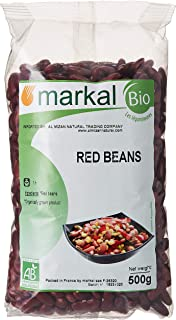 Organic Red Kidney Beans by Markal , 500gm