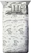 Jay Franco Harry Potter Spellbound 4 Piece Full Sheet Set, Gray