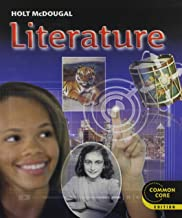 Holt McDougal Literature: Student Edition Grade 8 2012