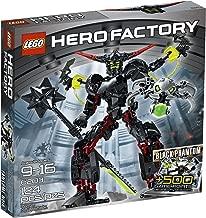 Best lego hero factory black phantom Reviews