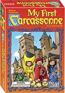 my first carcassonne rules