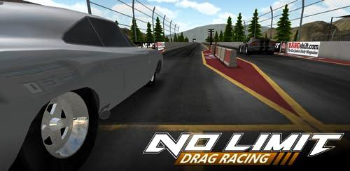 『No Limit Drag Racing』のトップ画像