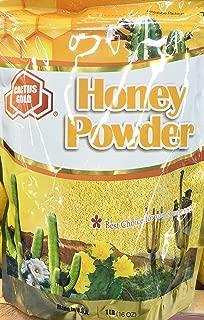 16oz Cactus Gold Honey Powder (Pack of 2)