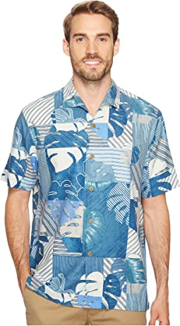 Tommy Bahama - Totally Tiled Camp Shirt