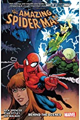 Amazing Spider-Man by Nick Spencer Vol. 5: Behind The Scenes (Amazing Spider-Man (2018-)) Kindle Edition