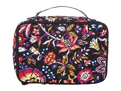 Vera Bradley Large Blush Brush Case (Foxwood) Luggage