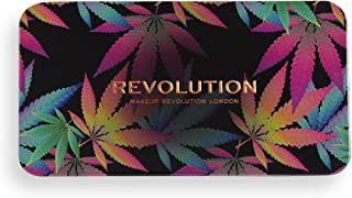 Makeup Revolution Eyeshadow, Chilled Flawless Palette, Face Make Up, Compact Eye Shadow Palette by Revolution Beauty, Vari...