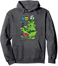 Teen Titans Go! Beast Boy Stack Pullover Hoodie