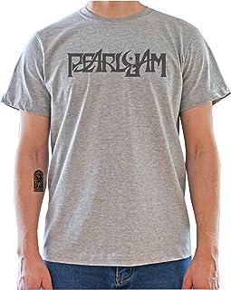 Pearl Jam Logo Mens T-Shirt
