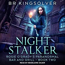 Night Stalker: Rosie O'Grady's Paranormal Bar and Grill Series, Book 2
