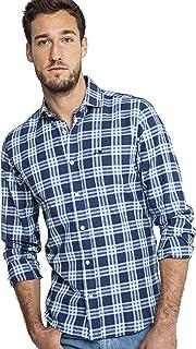 Camisa para Hombre Algodón, Estilo Elegante y Juvenil