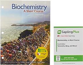 Loose-leaf Version for Biochemistry: A Short Course 4e & SaplingPlus for Biochemistry: A Short Course 4e (Six-Months Access)