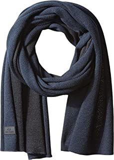 Armani Exchange Men's Knitted Multicolor Scarf