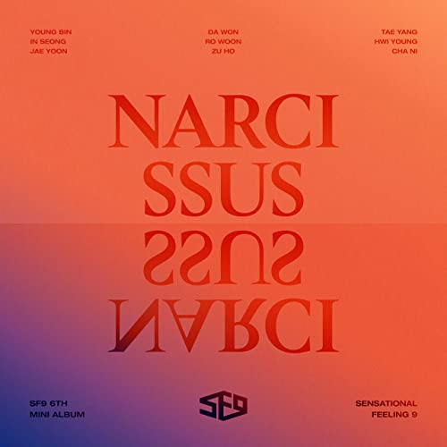 NARCISSUS by SF9 on Amazon Music - Amazon.com