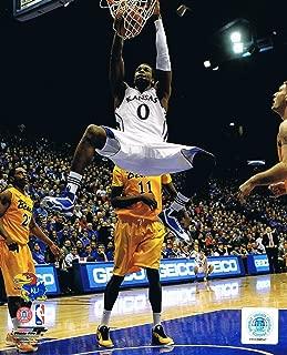 Thomas Robinson Kansas Jayhawks Unsigned 8x10 Basketball Photo
