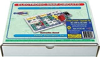 Snap Circuits UC-40 Electronics Exploration Upgrade Kit | SC-100 to SC-500 | Upgrade Junior to Pro