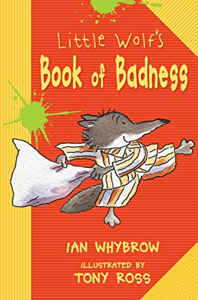 Little Wolfs Book of Badness
