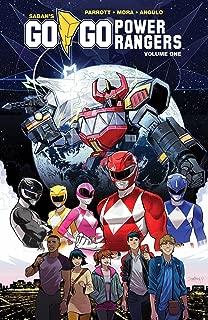 Saban's Go Go Power Rangers Vol. 1 (Mighty Morphin Power Rangers)
