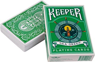 green keepers playing cards