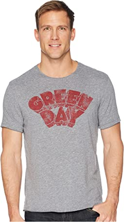 Green Day Logo Graphic K3701U1B