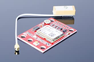 ACROBOTIC NEO-6M GPS Module Breakout Board for Arduino Raspberry Pi ESP8266 NEO6MV2 GY-NEO6MV2 Serial UART TTL 3~5VDC