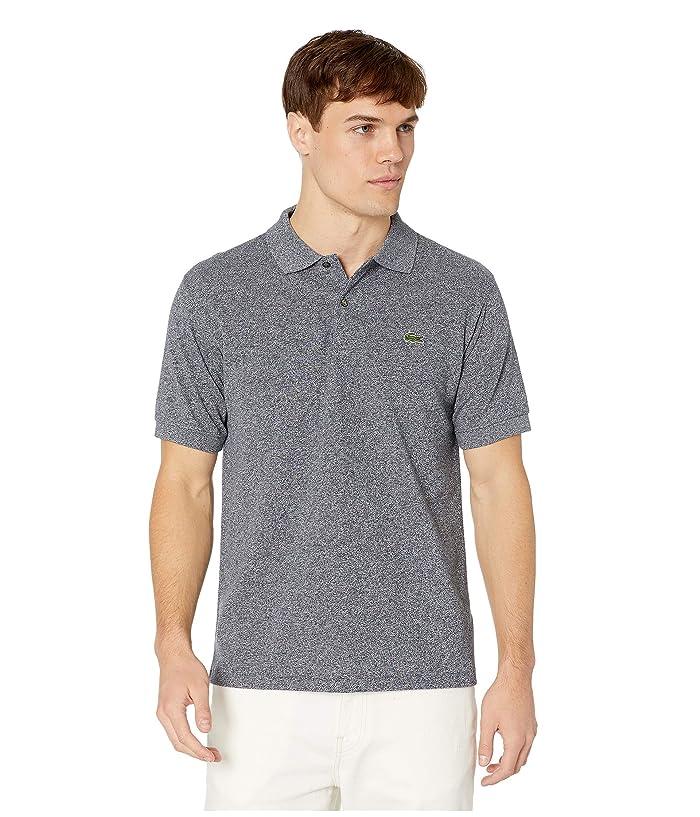 Lacoste Men S Classic Chine Pique Polo Shirt
