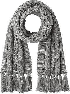 DIESEL - Bufandas de invierno - Hombre - Bufanda de punto pesado K-Marylin gris para hombre - TU