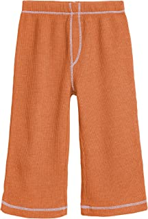 City Threads Boys & Girls Thermal Pants - Base Layer Bottoms - School Uniform Layering Fall and Winter Sports Made in USA