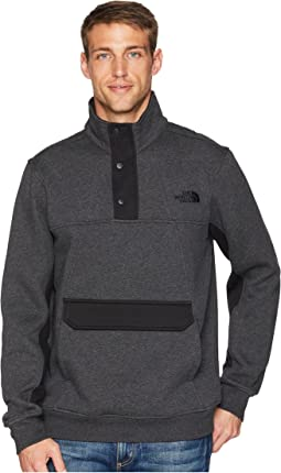 Alphabet City Fleece Pullover