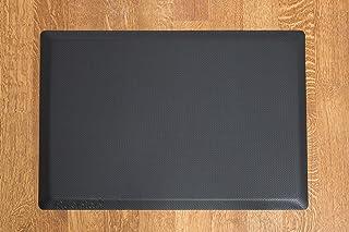 "Rocelco MAFM Medium Anti Fatigue Standing Mat, 30"" x 20"" - Black"